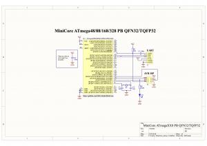 Schematic Atmega48-88-168-328PB_TQFP32